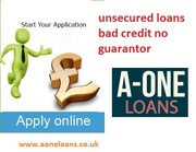 Unsecured Loans Bad Credit No Guarantor In Uk