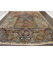 Traditional Persian Kashmar Rug 13X9.8