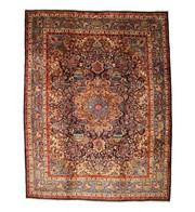 Get 20% off on Traditional Persian Kashmar Rug 12.7x9.4