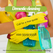 Domestic cleaning Ealing