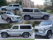 1992 MERCEDES-BENZ MERCEDES G WAGON 300 GES AUTO AMG STYLING 2013 LOO
