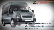 Discounted Minibuses for picnic,  party and events in Bury