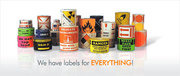 We Provide Quality Packaging Labels for Your Convenience