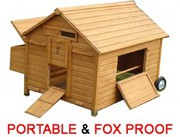 Quality Chicken Coops that have Set Standards in Durability