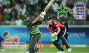 Pakistan v England First Twenty20