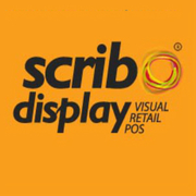 Promote your brand with Scribo Displays