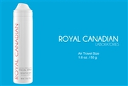 Royal Canadian mineral water spray