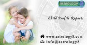Get the most Authentic Child Profile Report from Astrology 8