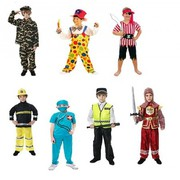 Kid's Fancy Dress Complete Costume Party Outfit For Girls And Boys