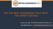 British Assignments Help