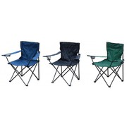 6 x Folding Outdoor Camping Chair Fishing Foldable Beach Garden Furnit