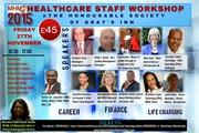 2015 HEALTHCARE WORKSHOP