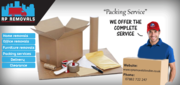 We provide packing stuff to keep your things safe while moving