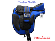 TREELESS SADDLE 16