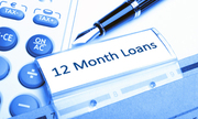 12 Months Loans Instantly Available