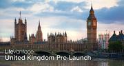 Pre-Launch In United Kingdom