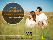 Life Insurance Quotes Online at FreePriceCompare