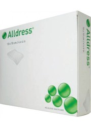 Absorbent Alldress Adhesive Dressing