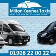 Minibus Taxi Milton Keynes