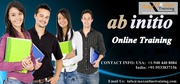Best online ab initio training with real time scenarios projects world