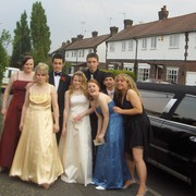 limo hire in reading | cheap prom car hire