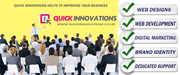 Advanced web design service providers - Quick Innovations