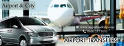 We provide luxurious airport transfer services