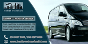 Best London Airport Transfer Company from Low Price