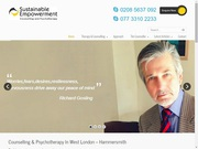 Counselling in West London - Sustainable Empowerment