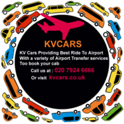 Cheap airport transfer in London