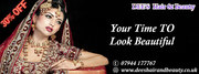 Bridal makeover on discounted price