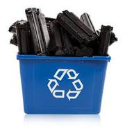 Earn some money by recycling toner cartridges