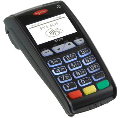 Touch machine & contactless PDQ machine hire in London Area