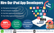 Hire Dedicated iPad App Developer from Our Team in London,  UK