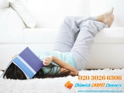 Professional carpet cleaning in Chiswick