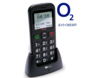 TTfone Astro (TT450) O2 Pay As You Go Mobile Phone With £10 Credit
