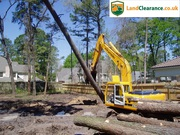 Best Construction Site Clearance & Tree Clearing Services UK