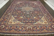 Buy Traditional Persian Najafabad Rug 10.2X9.7