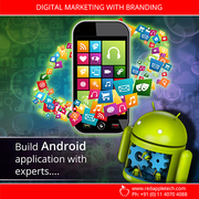 Android application development company in London