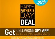 Get TheOneSpy License up to 25% off on Father's day