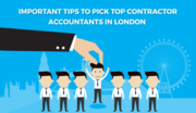 Important Tips To Pick Top Contractor Accountants in London