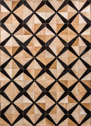 Premium Leather Hide Rugs - Mosaic Hides