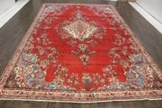 Buy Traditional Persian Hamedan Rug 8.3 X 13.3