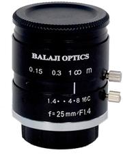 BALAJI OPTICS | C MOUNT MACHINE VISION LENS | MACHINE VISION |  UK