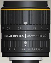 BALAJI OPTICS   50 MM F-MOUNT LENSES   35 MM F MOUNT LENS    UK