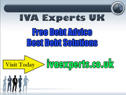 Get the Best IVA Solutions