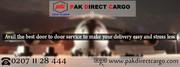 Reputable Cargo Company offering fast door to door services