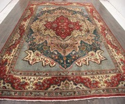 Buy Traditional Persian Tabriz Rug 13.1X9.6