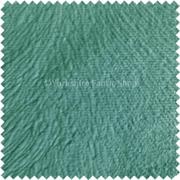 Soft,  luxurious Turquoise velvet upholstery fabric