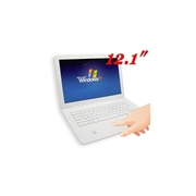 Small PC Laptop with 12.1 Inch LCD Display + Intel GMA945 + 1GB Memory